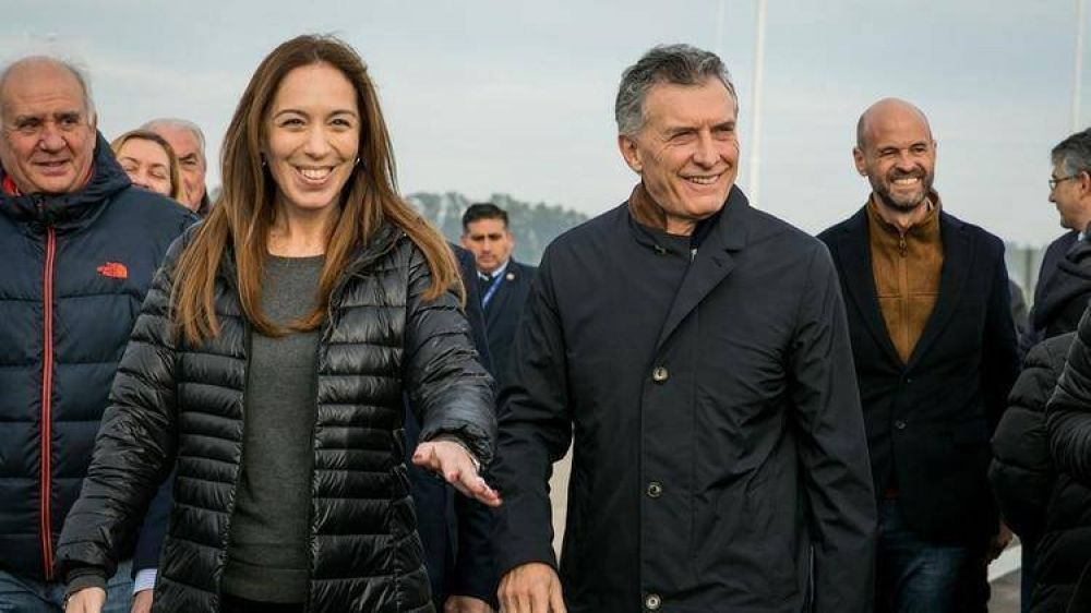 La estrategia de María Eugenia Vidal: actos 360, recorridas por el conurbano bonaerense y seducción de la clase media