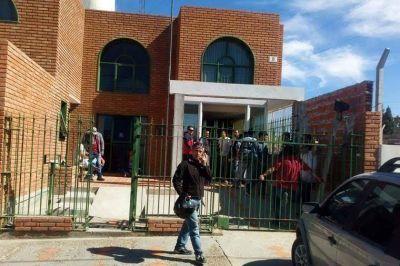 Denuncian discriminación en seccional Madryn del SOMU