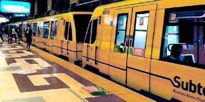 """Metrovías admitió más presencia de material cancerígeno y los metrodelegados insisten: """"Todos los subtes lo tienen"""""""