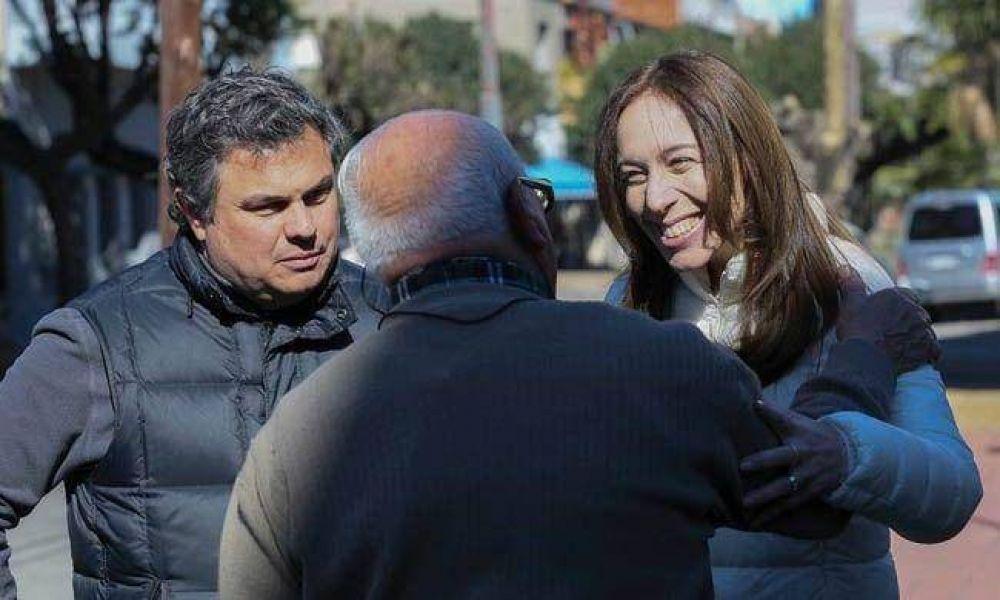 Vidal juega un pleno a tres distritos clave de la Primera sección electoral