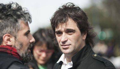 """""""Matías Lammens es un candidato mudo"""""""