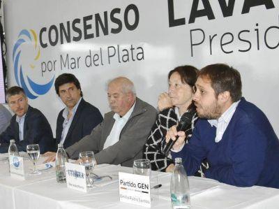 El GEN Mar del Plata- Batán pegó el portazo y se fue con duras críticas a Consenso Federal