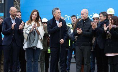 Durísimas declaraciones de Macri contra Moyano, Palazzo y Biró