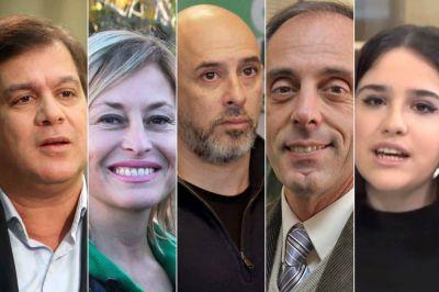 Legisladores porteños: quiénes son los candidatos y qué planean para la campaña