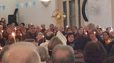 """Cientos de laicos en Argentina confirman que """"¡Jesús Vive!"""""""