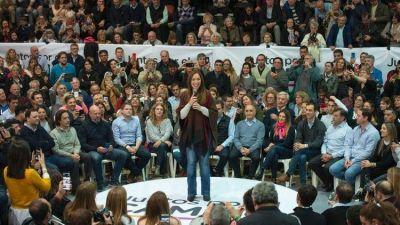 Vidal inaugura junto a Macri la campaña bonaerense, el desafío electoral más urgente del oficialismo