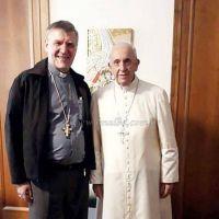 El obispo de Orán: