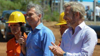 Macri aceleró la ejecución de las obras públicas antes de las elecciones