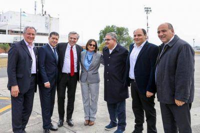"""Alberto Fernández: """"La gente sabrá quién es el candidato de Trump y del FMI y quién es el candidato de la gente"""""""