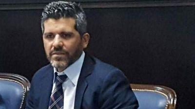 Promulgaron la ley impulsada por Domínguez Yelpo que busca frenar los robos de motochorros