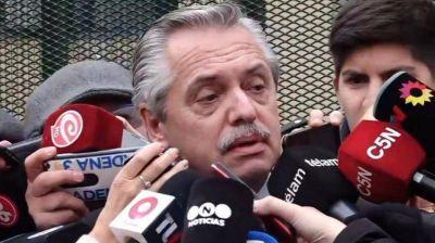 Alberto Fernández y el perdón