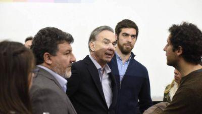 Pichetto fue la estrella en el acto de lanzamiento de Vidal en La Plata