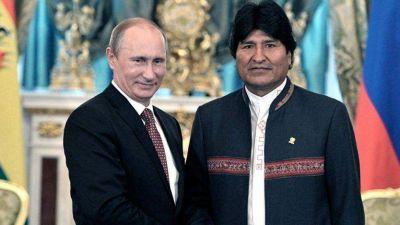 China y Rusia buscan negocios con el litio en la región