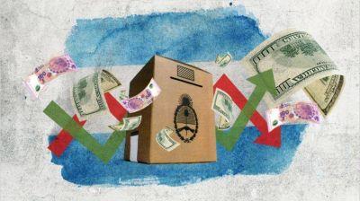 Efecto dólar: desde abril Macri achicó a la mitad la diferencia con Fernández