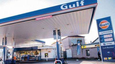 Gulf en Argentina: apunta a pelear por precio y quiere tener 150 estaciones de servicio en dos años