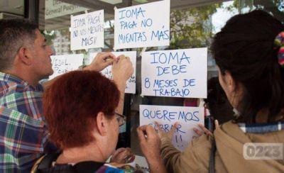"""Afirman que la justicia se mostró """"temerosa"""" para enfrentar al Ioma"""