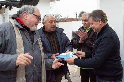 Pulti: «El Muncipio debe apoyar más a las sociedades de fomento»