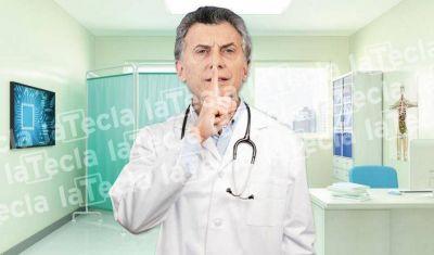 Salud: lo que el Gobierno calla