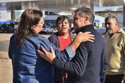 """Pulti: """"El 10 de diciembre relanzamos la detenida obra del Centro de Salud de Batán"""""""