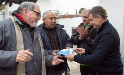 """Pulti: """"El Municipio debe apoyar más a las sociedades de fomento"""""""