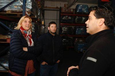 """Baragiola: """"Hay urgencia de profundizar  políticas que ayuden a las industrias"""""""
