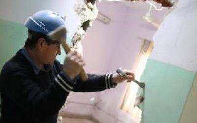 Continúan las obras para abrir el hospital odontológico de La Costa