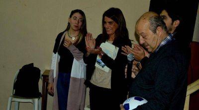 Paredi presentó a sus candidatos y propuestas en Coronel Vidal