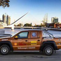 De la mano de Shell Helix se batió el record mundial de la autopista Panamericana