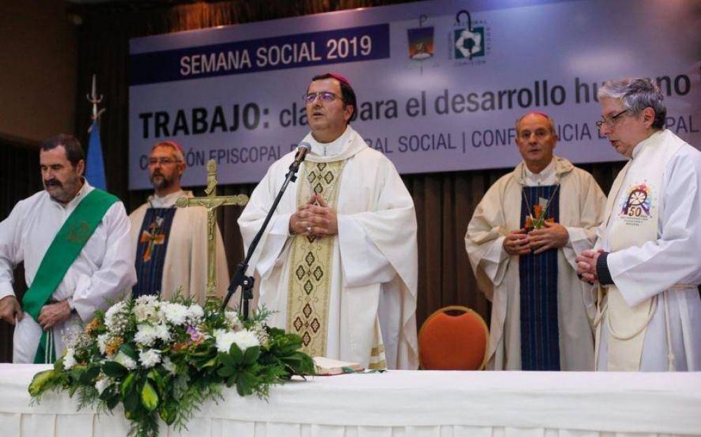 """Líderes religiosos reclaman una campaña sin """"agresiones"""" y """"salir de la era del diagnóstico"""""""