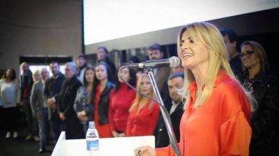 Marisa Fassi lanzó su candidatura a la intendencia de Cañuelas
