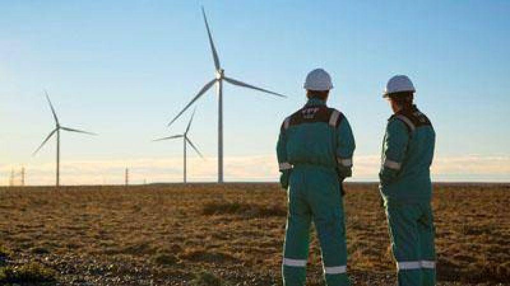 Eólica: Generan energía para fabricar 40 camionetas en una hora