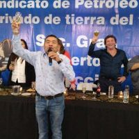 Dirigentes petroleros asumieron por un nuevo periodo