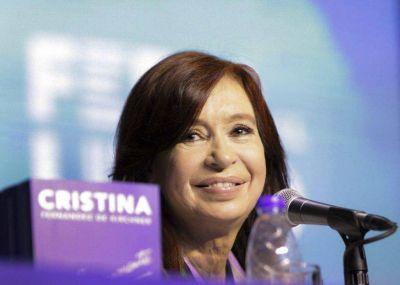 Cristina Fernández vendrá este viernes a la ciudad para presentar su libro