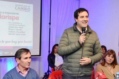 """Maximiliano Abad: """"En esta elección se define un mejor futuro o volver al pasado"""""""