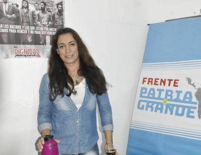 Bronca en el Frente Patria Grande: Bajaron a Daniela Castro de la Lista de Diputados y estallaron