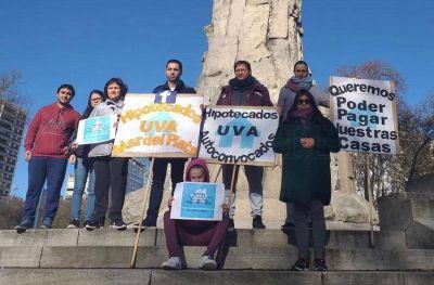 """Para el grupo de hipotecados UVA, la medida del gobierno es """"electoralista"""""""