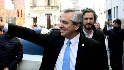 Alberto Fernández recibirá el respaldo de los conductores de la CGT