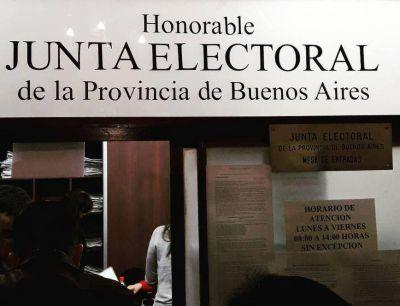 Hasta ahora, la Junta Electoral reconoce 8 listas para participar en las PASO