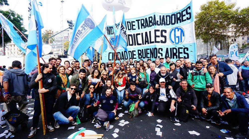 Judiciales movilizarán para denunciar que la candidata de Macri a la procuración general arma listas negras de trabajadores
