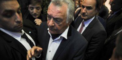 Al final Lavagna le bajó la lista a Barrionuevo y Stolbizer