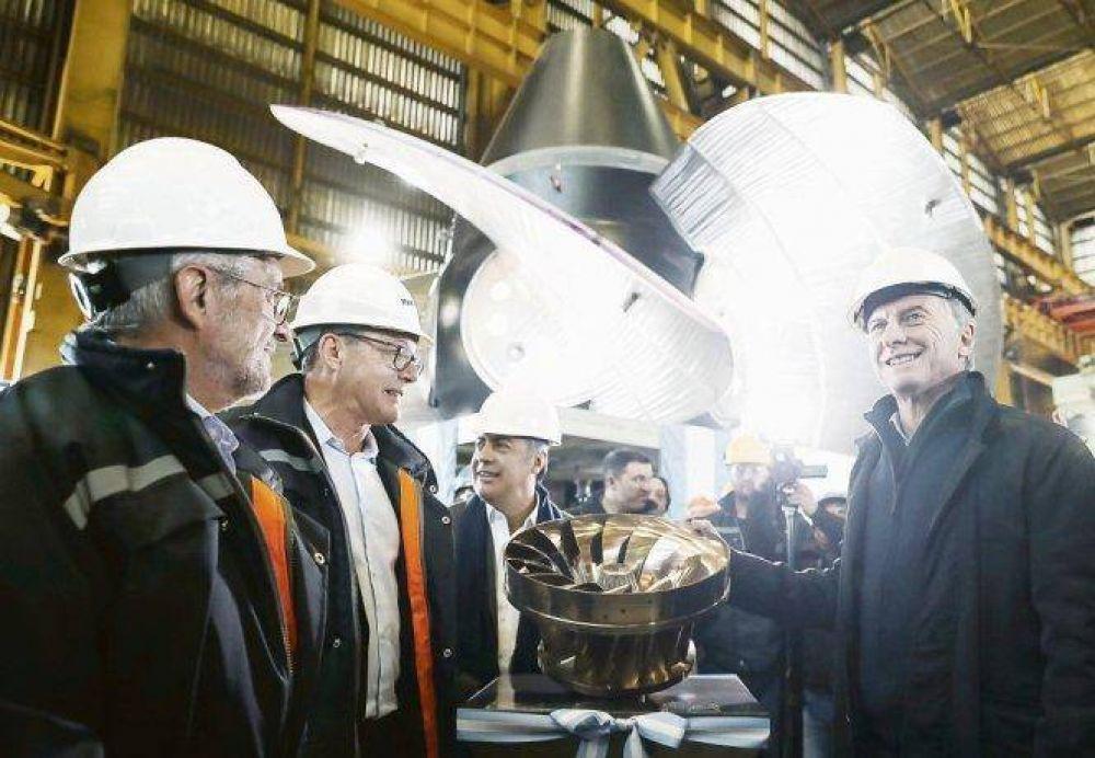 Macri, de campaña a pleno a días de veda