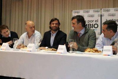 Campaña: la tropa vidalista de la Tercera se juntó en Lanús para ajustar detalles de cara a las PASO