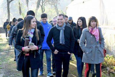 Fácil victoria del Frente de Todos: primeros números de la poblada PASO de Moreno