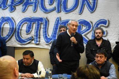 Petroleros apoya la candidatura de Béliz