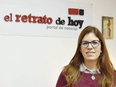 """Eugenia Dicándilo: """"Me duele mucho ver a Mar del Plata y Batán como están hoy"""""""