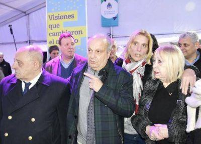 Hernán Lombardi inauguro Tecnópolis Federal la mega muestra de ciencia, arte y tecnología