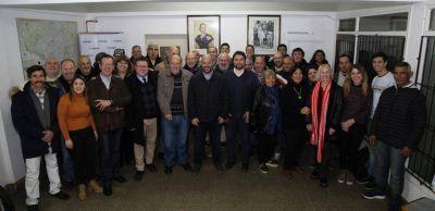 «Peronistas por el cambio» apoya la candidatura de Guillermo Montenegro