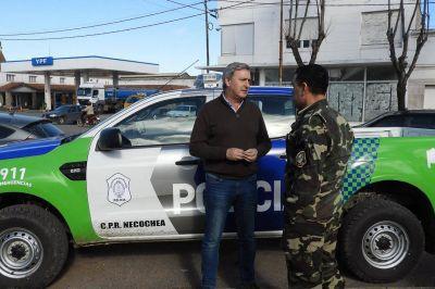 El municipio gestiona la reapertura de una posta rural en Energía