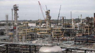 La refinación es el sector que más usa la capacidad instalada