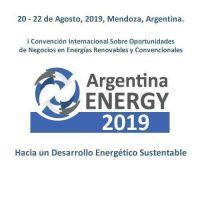 Todo preparado para el Argentina Energy en Mendoza